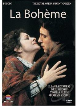 Boheme DVD Cover Art