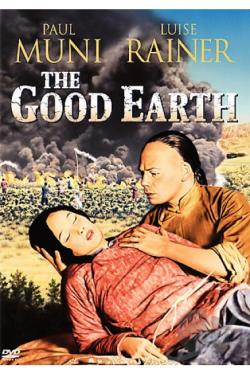 Good Earth DVD Cover Art