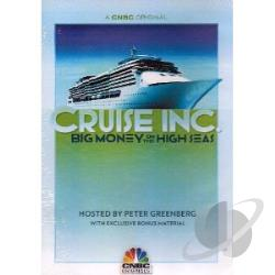 Cruise Inc: Big Money On The High Seas DVD Cover Art
