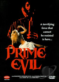 Prime Evil DVD Cover Art