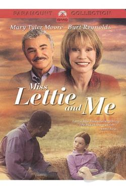 Miss Lettie and Me DVD Cover Art