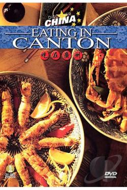 Discovering China - Eating in Canton DVD Cover Art