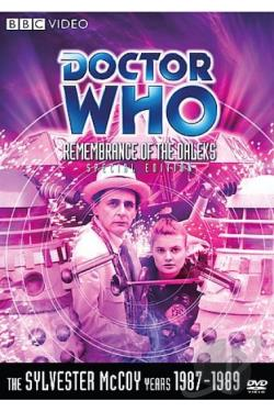 Doctor Who - Remembrance of the Daleks DVD Cover Art