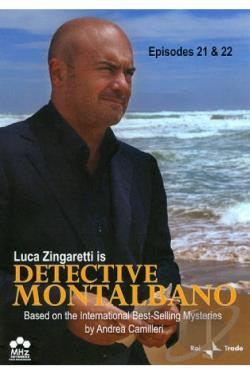 Detective Montalbano: Episodes 21 and 22 DVD Cover Art