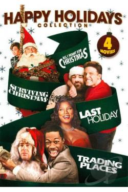 Happy Holidays Collection DVD Cover Art