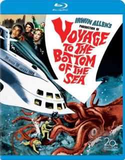 Voyage to the Bottom of the Sea BRAY Cover Art