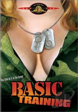 Basic Training DVD Cover Art