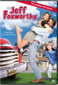 Jeff Foxworthy Show - The Complete First Season DVD Cover Art