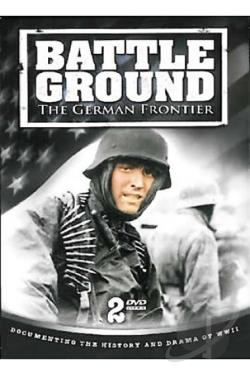 Battle Ground German Frontier DVD Cover Art