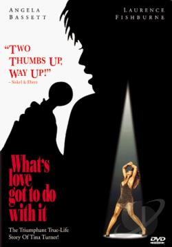 What's Love Got to Do With It? DVD Cover Art