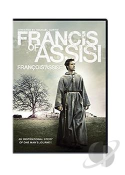 Francis of Assisi DVD Cover Art