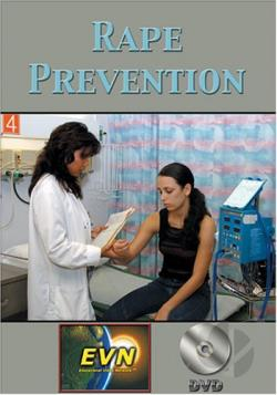 Rape Prevention DVD Cover Art