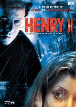 Henry 2: Potrait of A Serial Killer DVD Cover Art
