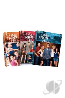 One Tree Hill - The Complete Seasons 1-3 DVD Cover Art
