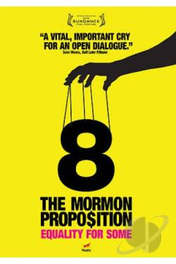 8: The Mormon Proposition DVD Cover Art
