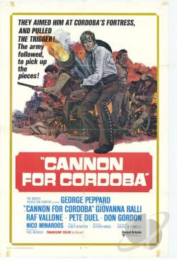 Elmer Bernstein - Cannon For Cordoba - From Noon Till Three