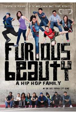 Furious Beauty: A Hip Hop Family DVD Cover Art