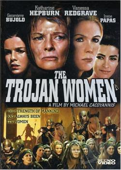 Trojan Women DVD Cover Art