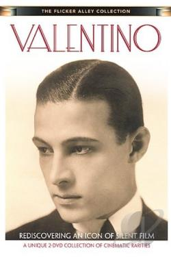 Valentino DVD Cover Art