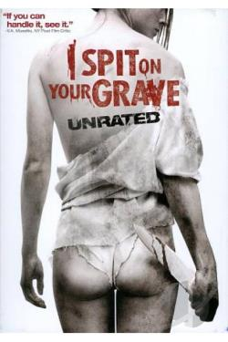 I Spit on Your Grave DVD Cover Art