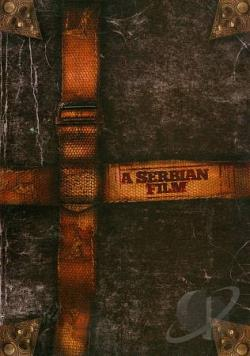 Serbian Film DVD Cover Art