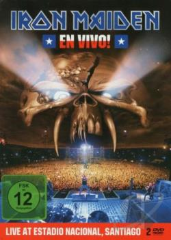 En Vivo!: Limited Steelbook DVD Cover Art