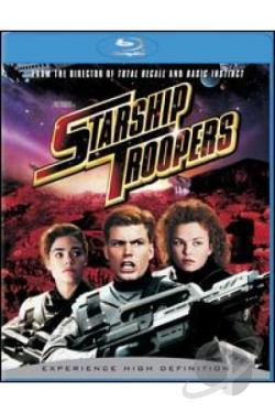 Starship Troopers BRAY Cover Art