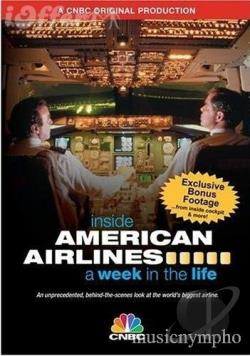 Inside American Airlines DVD Cover Art