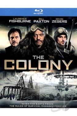 Colony BRAY Cover Art