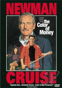 Color of Money DVD Cover Art