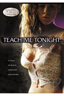 Teach Me Tonight DVD Cover Art