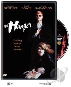 Hunger DVD Cover Art