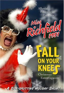 Fall On Your Knees - Christmas Extravaganza DVD Cover Art