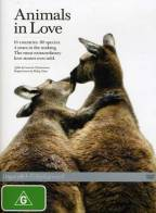Animals In Love (Les Animaux Amoureux) DVD Cover Art