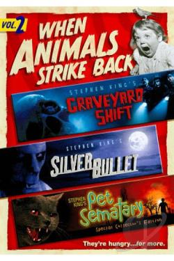 When Animals Strike Back, Vol. 2 DVD Cover Art