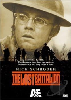 Lost Battalion DVD Cover Art