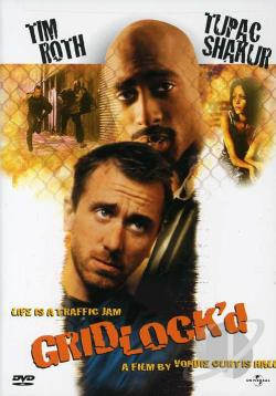 Gridlock'd DVD Cover Art