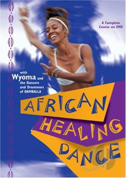 African Healing Dance DVD Cover Art