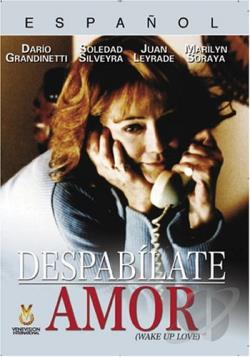Despabilate Mi Amor DVD Cover Art