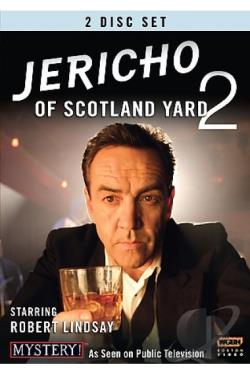 Jericho of Scotland Yard - Set 2 DVD Cover Art