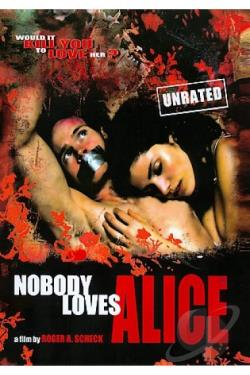 Nobody Loves Alice DVD Cover Art