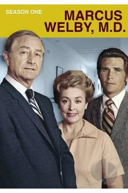 Marcus Welby, M.D.: Season One DVD Cover Art