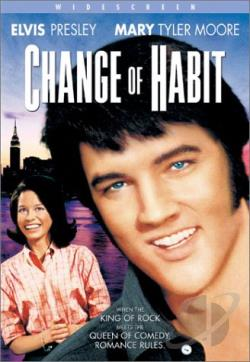 Change of Habit DVD Cover Art