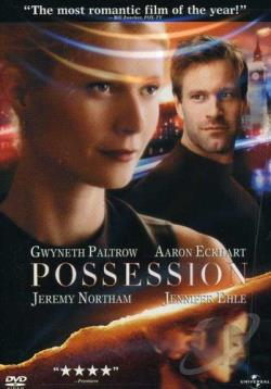 Possession DVD Cover Art