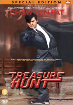 Treasure Hunt DVD Cover Art
