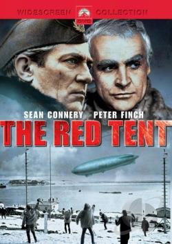 Red Tent DVD Cover Art