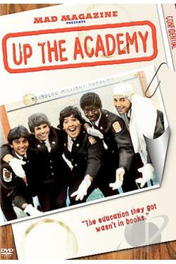Up The Academy DVD Cover Art