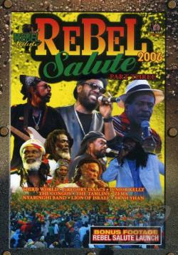 Rebel Salute - Part 3 DVD Cover Art