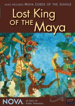 Lost King of the Maya DVD Cover Art