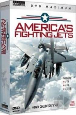 America's Fighting Jets DVD Cover Art